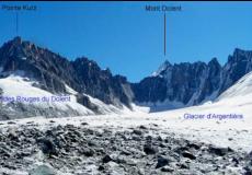 ARGENTIERE ICECAP WATER